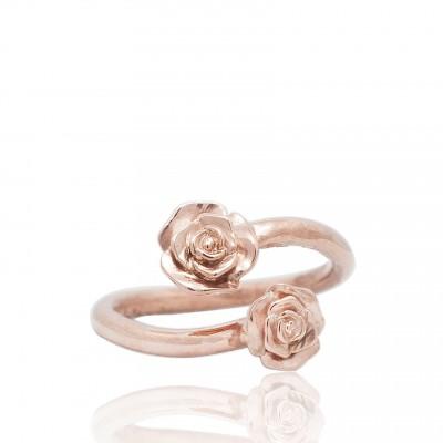 Midi Ring Rosas