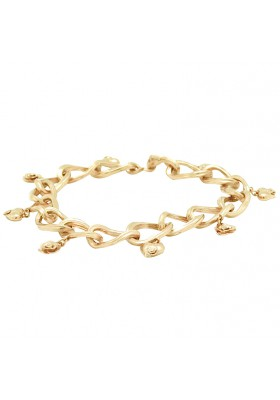 Branch links bracelet