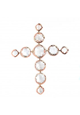 MC BROOCH CROSS