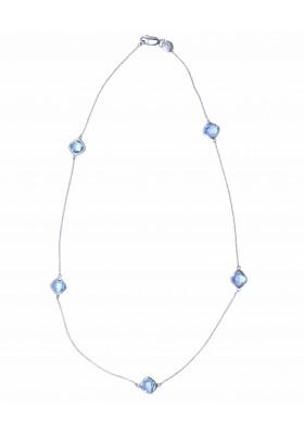 GARGANTILLA BLUE