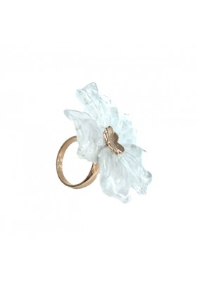 ANILLO ICE FLOWER