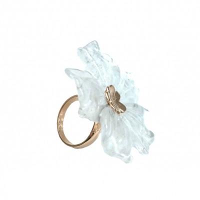 ICE FLOWER RING